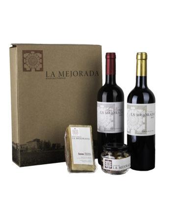 Tienda Online Vinos Valladolid Bodegas La Mejorada